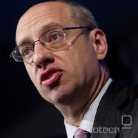 Jon Leibowitz, predsednik FTC, na tiskovni konferenci