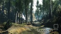 Slika s predstavitve CryEngine 3, pogona, na katerem je osnovan Crysis 2
