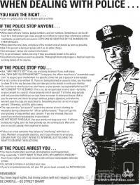 kako ravnati s policijo