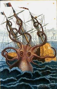 Konkurenca v lovkah Krakena?