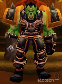 Thrall pred Cataclysm