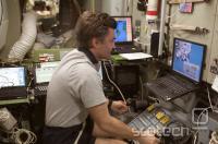 Zbirka Thinkpadov na ISS-u