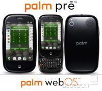 Palm Pre z webOS