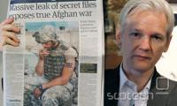 Eden izmed redkih obrazov za Wikileaks, Julian Assange