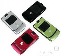Motorola RAZR - Motorola Droid izpred nekaj let, vsaj po pomembnosti za delovanje podjetja