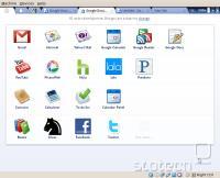 Chrome OS delujoč v navideznem sistemu