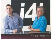 Loudon Owen (levo) in Michel Vulpe iz i4i