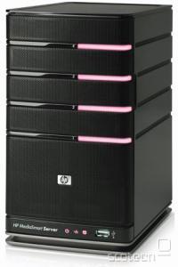 HP-jev MediaSmart strežnik, eden redkih in prvih sistemov z WHS
