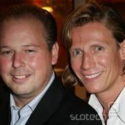 Constantin Bisanz (desno) in Christian Heitmeyer, ustanovitelja Brands4friendsa