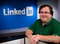 Reid Hoffman je ustanovitelj LinkedIna.