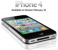 Verizon iPhone 4 je končno potrjen