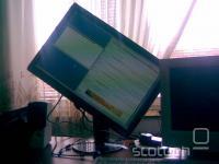Rešitev za problem premale višine monitorja