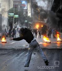 Spopadi demonstratov s policijo so v Egiptu izbruhnili 25. januarja.