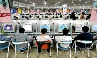 Na Kitajskem so kiberkavarne zelo priljubljena dostopna točka do interneta.