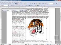 LibreOffice podpira format SVG.