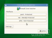 Firewall Zone Switcher