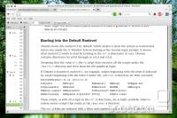 Evince PDF + FireFox