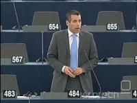 Alexander Alvaro v Evropskem parlamentu