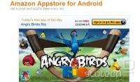 Veliko oglaševanje Angry Birds Rio