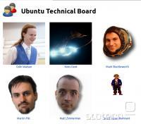 Člani Ubuntujevega tehničnega odbora