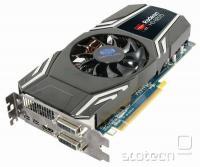 Radeon HD 6870 s Sapphirovo hladilno rešitvijo