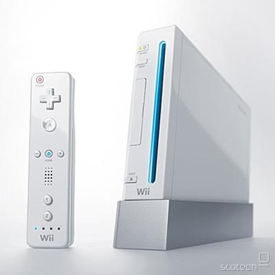 Wii je izredno uspešna, a dandanes tudi izredno strojno podhranjena konzola
