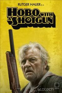 Poster za Hobo with a shotgun. Vir: amazon.com
