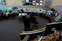 Kontrolna soba v CERN-u