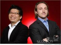 Steve Chen in Chad Hurley