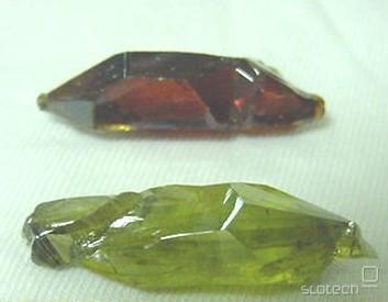 Sintetični kristali cinkovega oksida