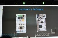 Primer referenčne strojne platforme za Android Open Accessory
