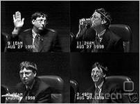 Leta 1998 je pričal tudi Bill Gates, tedanji izvršni direktor Microsofta in njegov ustanovitelj.