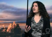Felisa Wolfe-Simon, prva avtorica članka o arzenovih bakterijah.