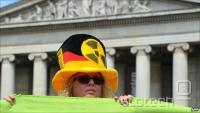 Nemški Zeleni so dosegli veliko zmago.