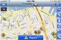 Trapster je ena izmed aplikacij, ki ostajajo.