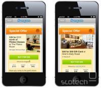 Foursquare stavi predvsem na veliko bazo obstoječih uporabnikov in ponudnikov storitev.