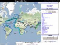 Internetni podmorski kabli, sedanjost