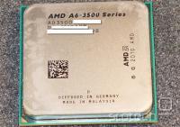 AMD A6-3500 - trojedrni Fusion