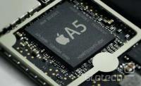 Sistemski čip A5 - dvojedrni ARM, izdelan pri Samsungu