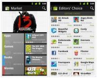 V ZDA je Google predstavil novo aplikacijo Market, ki doda možnost izposoje knjig in filmov na mobilnih telefonih