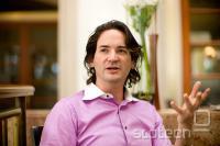 Douglas C. Merril, nekdanji član uprave Googla in vodja digitalnega oddelka založbe EMI.