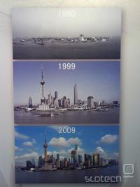 Razvoj Shanghai-ja