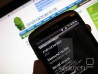 Gingerbread na HTC Desire po uradni poti - je bilo vredno čakanja?