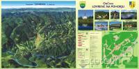 panoramska turistična tabla