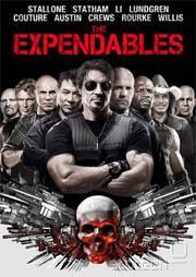 """The Expendables je eden redkih hollywoodskih filmov, ker so si distributerji dovolili masovno """"copyright trollanje"""". Praviloma gre bolj za porniče ali kaj podobnega."""