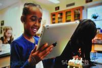 iPad v šoli