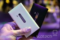 Bela različica N9.
