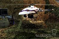 Brezpilotni helikopterski dron ShadowHawk MK-II.