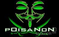 Anonymous in TeamPoison za potrebe akcije nastopata pod skupnim imenom 'PoisAnon'.