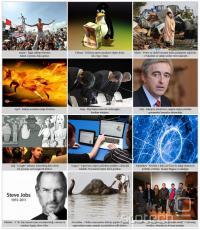 2011 v besedi in sliki.
